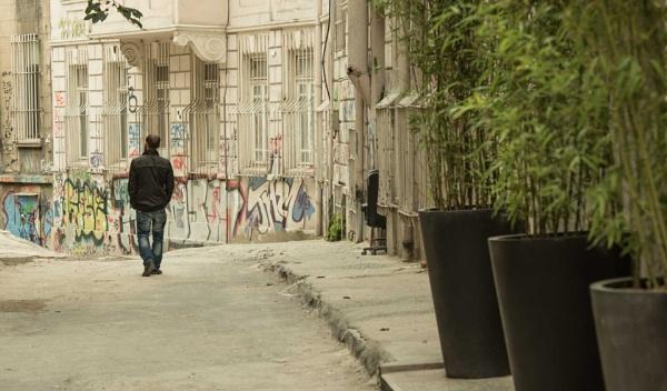 On a stroll by Kim Walton