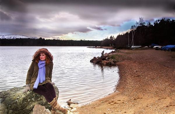 Lady of the Loch by Irishkate