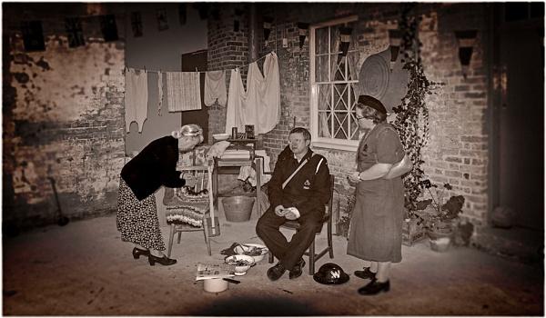WW2 by capto
