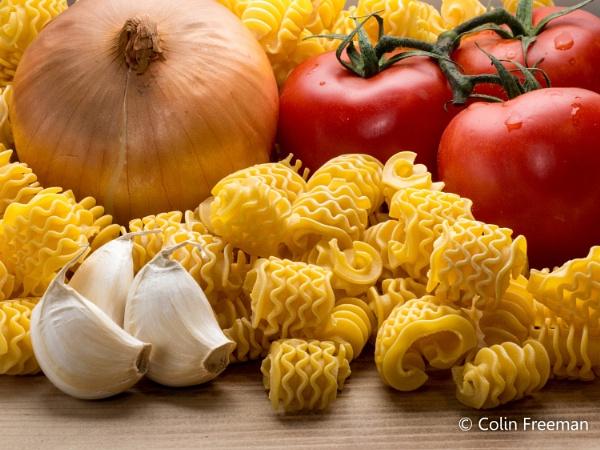 pasta dinner by cfreeman