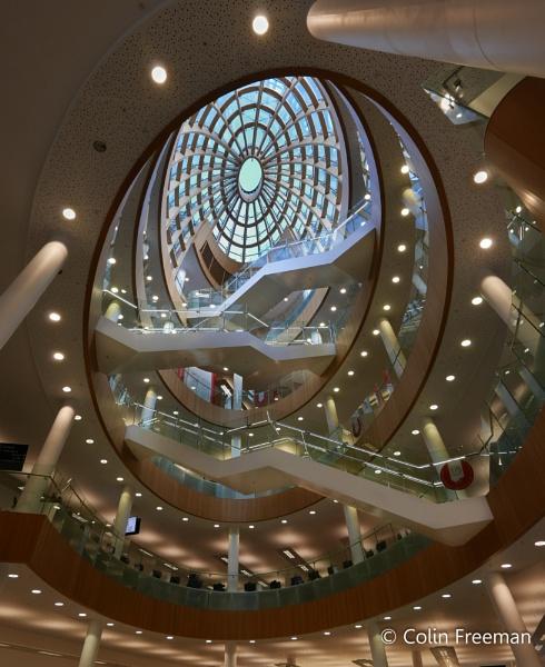 An interesting interior design by cfreeman