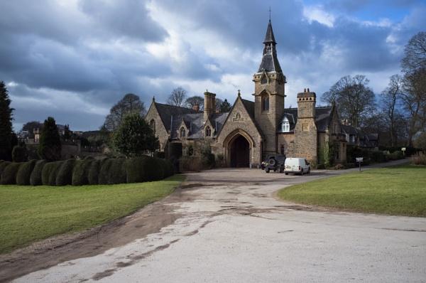 Newstead Abbey by psjekel