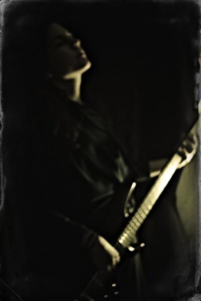 Bassist by derrymaine