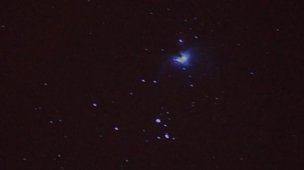 the orion nebula! by 23865