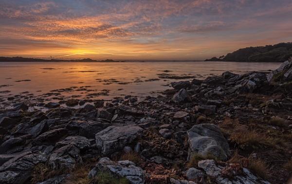 Sunrise On Islay by HUFC
