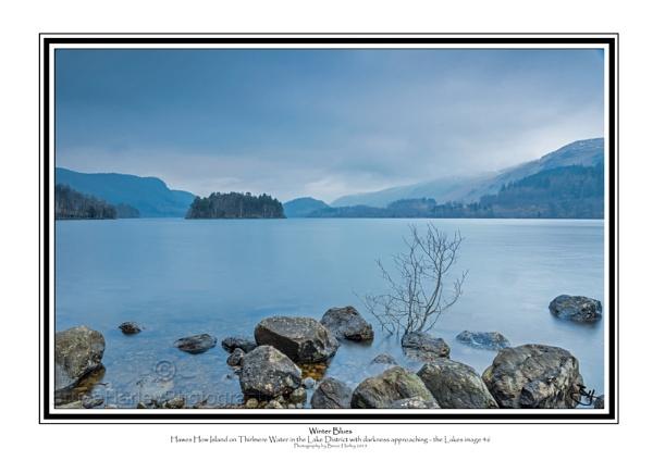 Winter Blues by MunroWalker