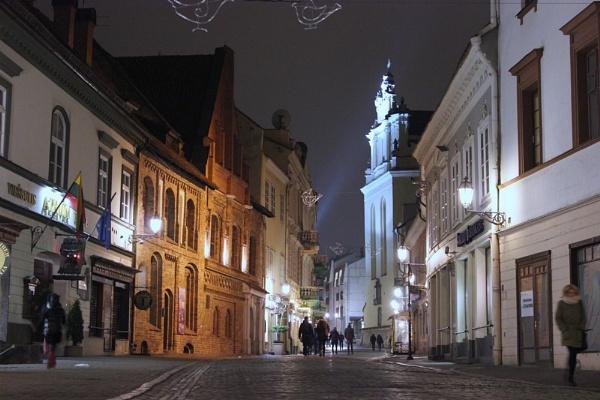 Old town street by kazeva