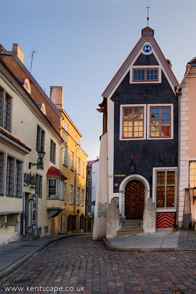 Tallinn Old Town VIII by Sezz