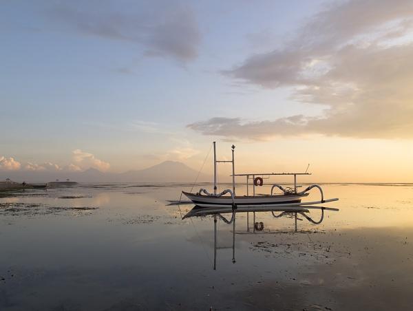Bali Sunrise by allanC