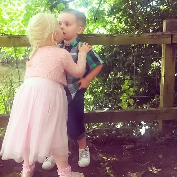 My First Kiss by clarki