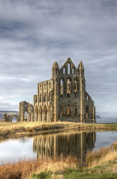 Whitby Abbey 2 by iancatch