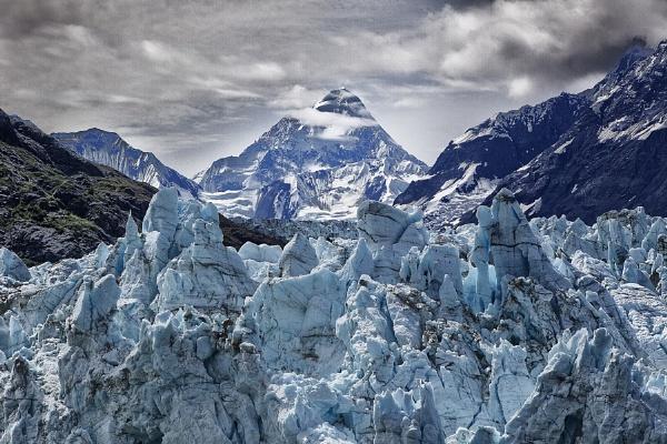 Glacier Mountain by SylP