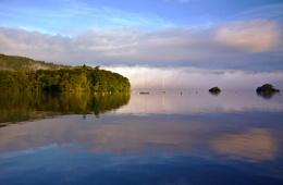 Mist at Dawn over Windemere