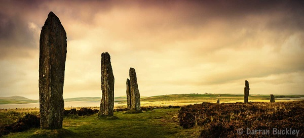 Ring of brodgar - Orkney. by dazzi_b