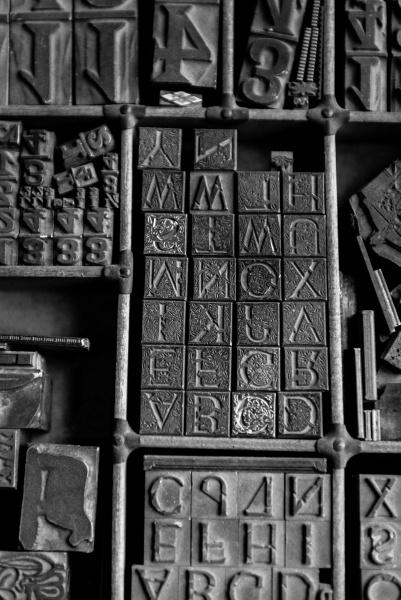 Printing Blocks by Kim Walton