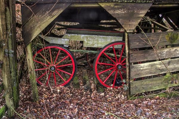 Wheels on My Wagon by Irishkate