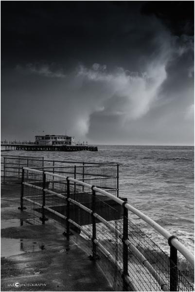 Wet \'n\' Windy in Worthing by NDODS