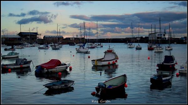 Penzance Harbour by kaz1