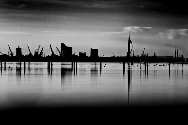 Skyline II by marktc