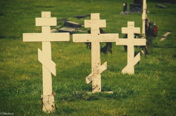 Cemetery...