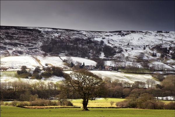Winter hanging on by Jon.H