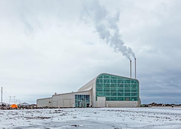 Hydrothermal factory in Reykjanes Peninsular, Iceland by pdunstan_Greymoon