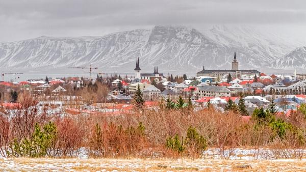 Reykjavik by pdunstan_Greymoon
