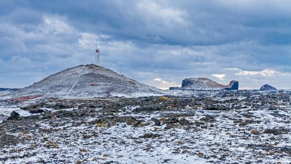 Iceland, south coast of Reykjanes Peninsula by pdunstan_Greymoon