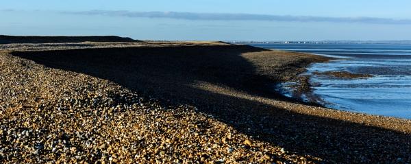 The Cresent Beach by Nikonuser1