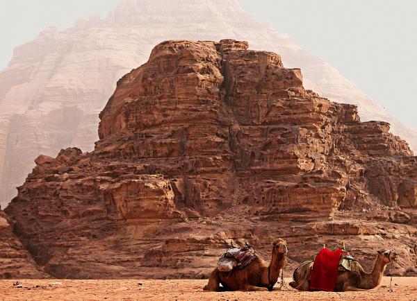 Wadi Rum by MAK54