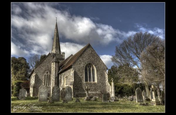 Aldham Parish Church, Essex by andyf3050
