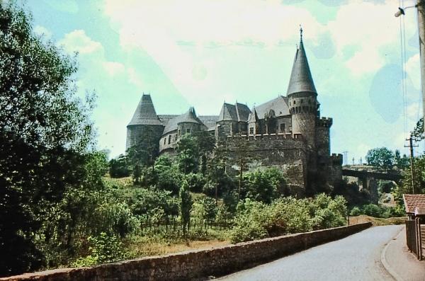 Hunedoara Castle 1 by gss