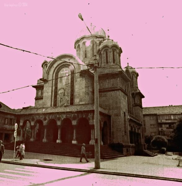 Study on Hunedoara churches by gss