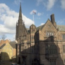Old Coventry in partial shadow