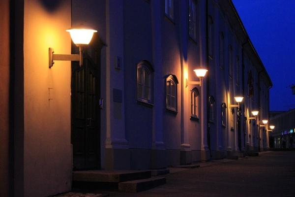 Evening lights by kazeva