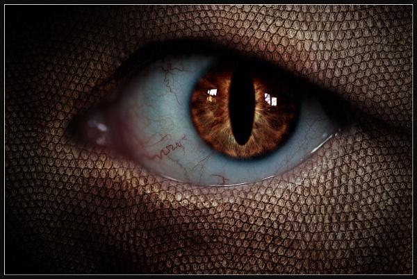 Snake Eye by Morpyre