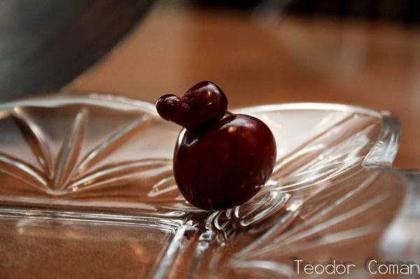 Strange cherry by TeodorComan