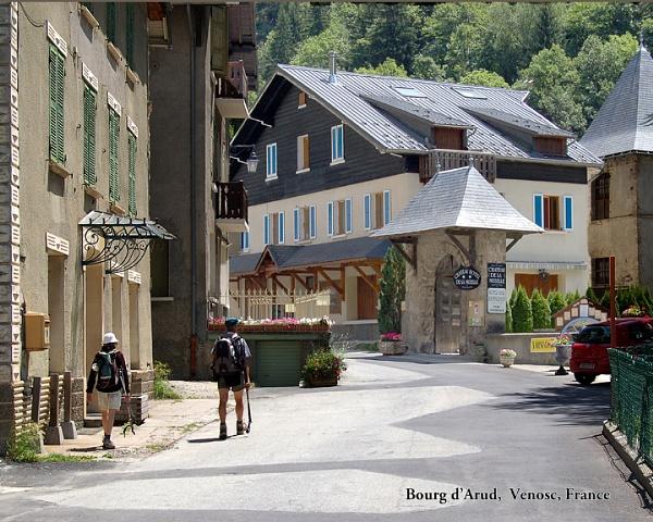 Bourg d\'Arud, Venosc, France by Billies