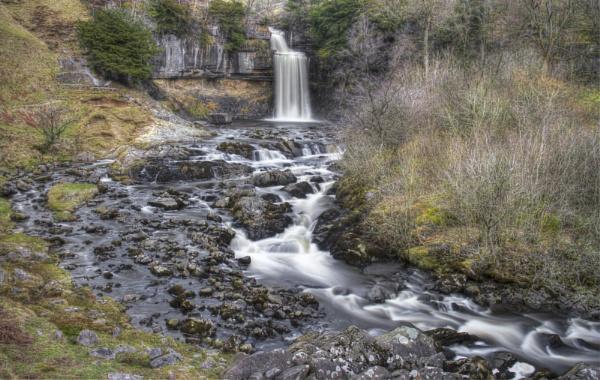 Ingleton Falls Walk 1 - Thornton Force by iancatch