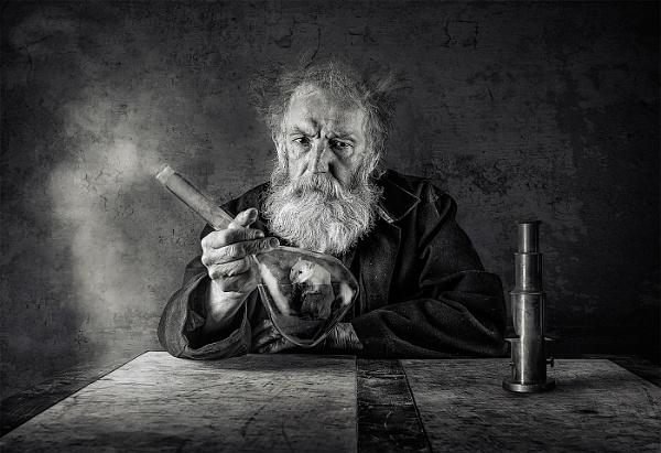 Hermetic Alchemist by Nick_w