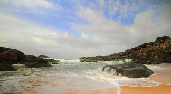 By the beach .. by drjskatre
