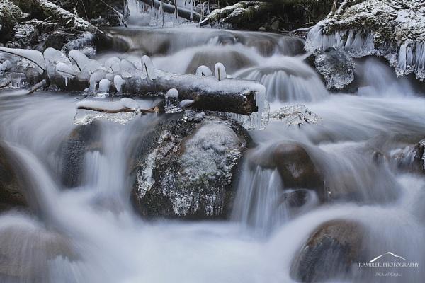 Station Creek, New Hazelton, BC, Canada by RamblerPhotography