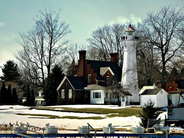 Port Sanilac Lighthouse by doerthe