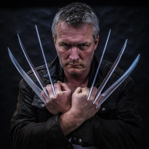 Wolverine Steve by Drummerdelight