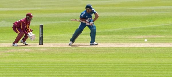England v West Indies ODI Aegeas Bowl by Ian Pratt