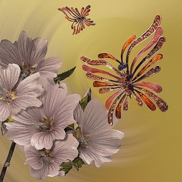 Butterfly Fantasy 9 by pamelajean