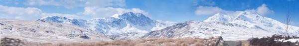 Snowdon Panorama by mikejmb