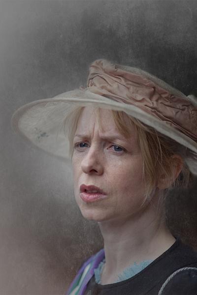 Suffragette re-enactment by EddieDaisy