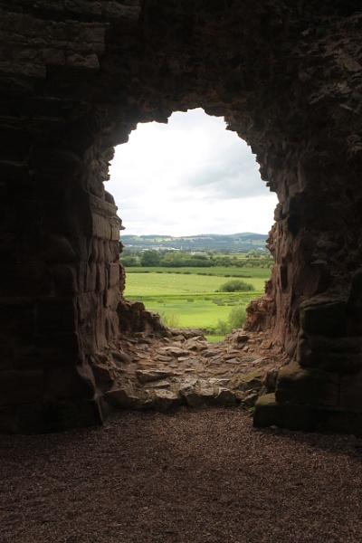 hole In the wall by john calderbank