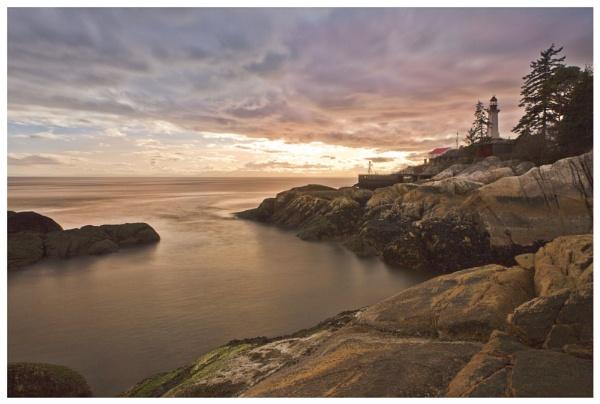 Lighthouse Park by shush